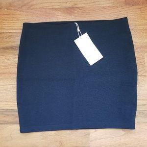 NWT Zara Black Mini Skirt
